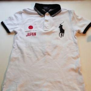 Polo Ralph Lauren Boy's Japan Big Pony Polo Shirt